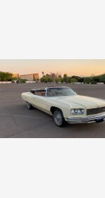 1975 Chevrolet Caprice Classic Coupe for sale 101394269