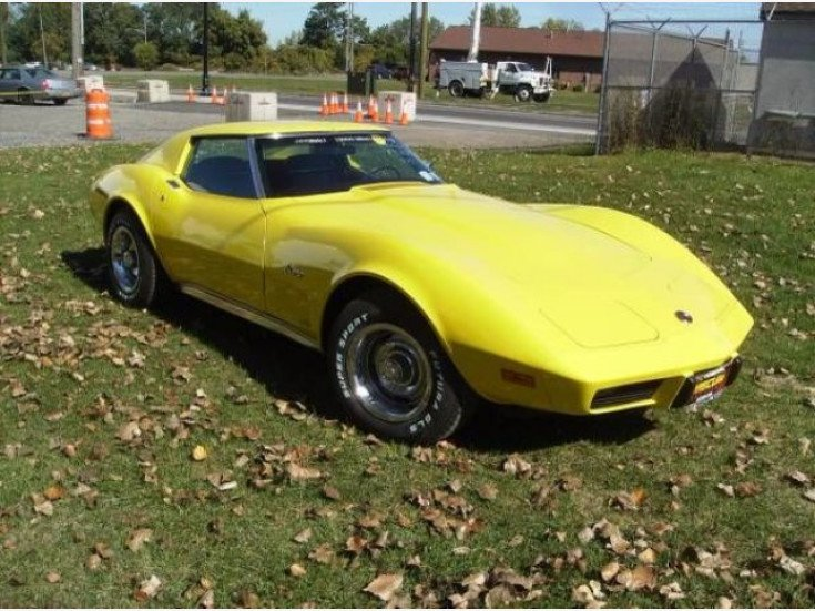 1975 Chevrolet Corvette for sale 100912652