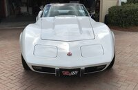 1975 Chevrolet Corvette Convertible for sale 101111005