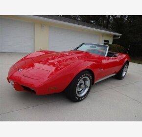 1975 Chevrolet Corvette for sale 101115894