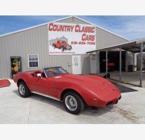 1975 Chevrolet Corvette for sale 101141131