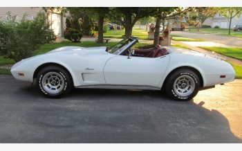 1975 Chevrolet Corvette Convertible for sale 101181339