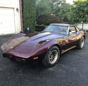 1975 Chevrolet Corvette Coupe for sale 101213209