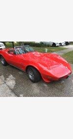 1975 Chevrolet Corvette Convertible for sale 101345217