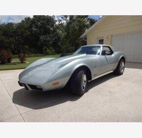 1975 Chevrolet Corvette for sale 101356173