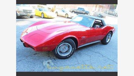 1975 Chevrolet Corvette Convertible for sale 101395319