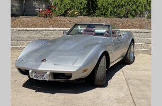 1975 Chevrolet Corvette Convertible for sale 101495256