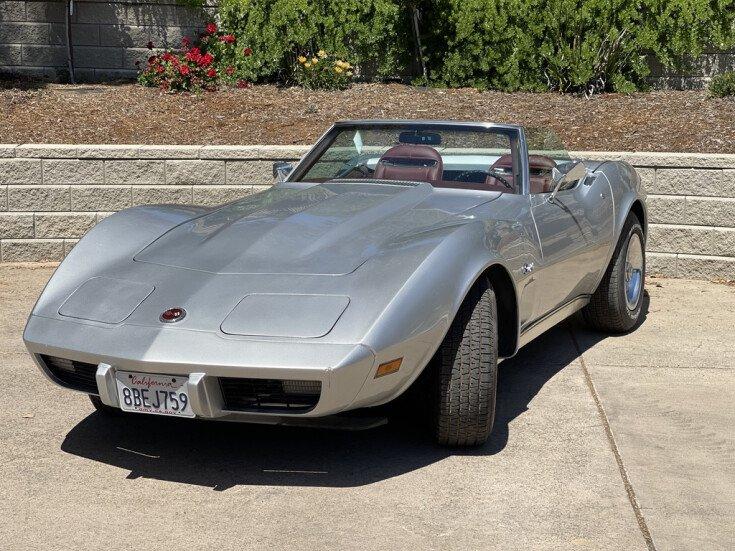 1975 Chevrolet Corvette Convertible for sale 101495256