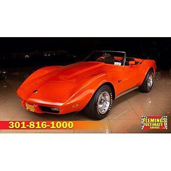 1975 Chevrolet Corvette for sale 101543824
