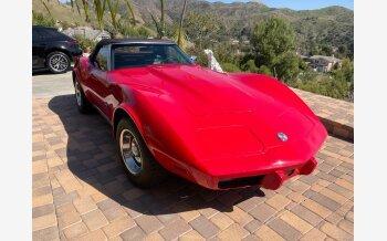 1975 Chevrolet Corvette Convertible for sale 101576587