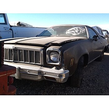 1975 Chevrolet El Camino for sale 100741525