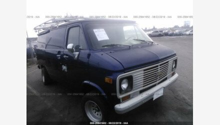 Chevrolet G10 Classics for Sale - Classics on Autotrader