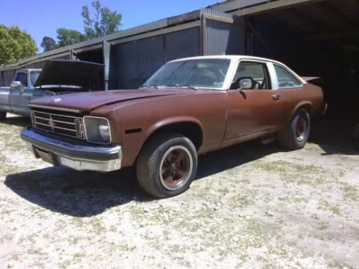 1975 Chevrolet Nova For Sale Near Cadillac Michigan 49601