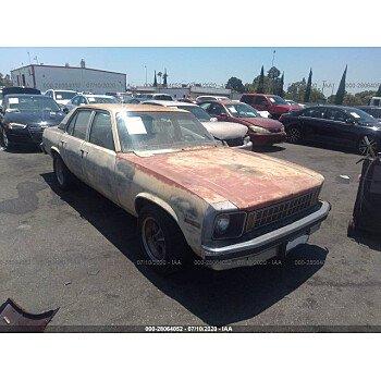 1975 Chevrolet Nova for sale 101349737