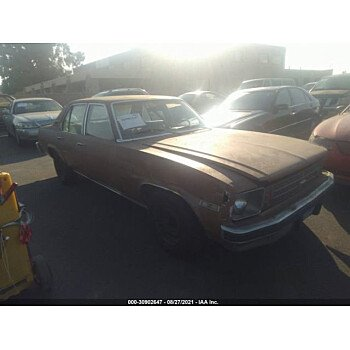 1975 Chevrolet Nova for sale 101591739