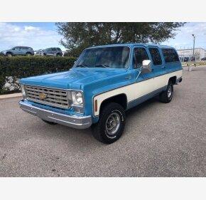 1975 Chevrolet Suburban for sale 101440345