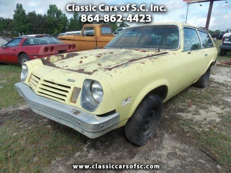 1975 Chevrolet Vega Classics For Sale Classics On Autotrader