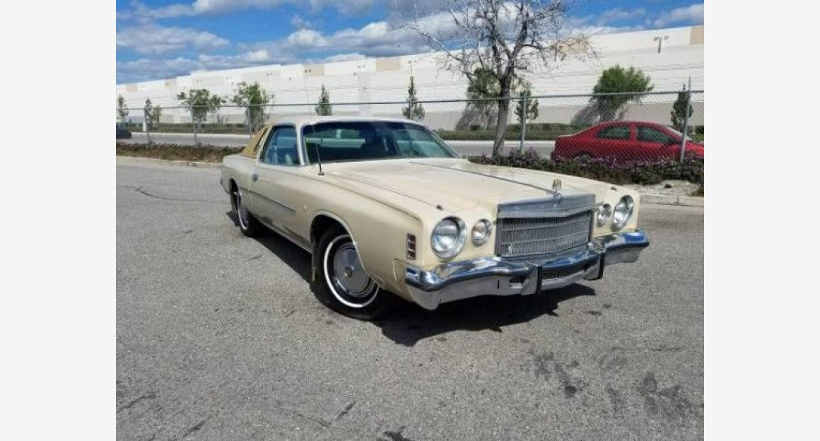 1975 Chrysler Cordoba for sale 100972049