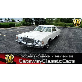 1975 Chrysler New Yorker for sale 101020806