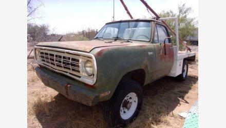 1975 dodge ram 1500