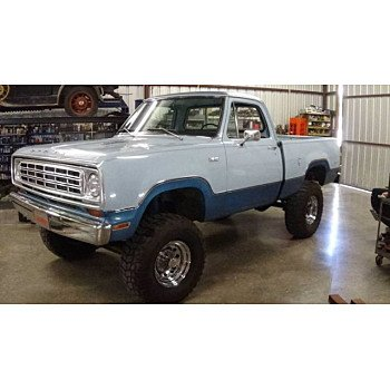 1975 Dodge Power Wagon for sale 101416109