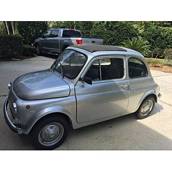 1975 FIAT 500 for sale 101529224