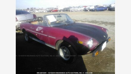 1975 FIAT Spider for sale 101101568
