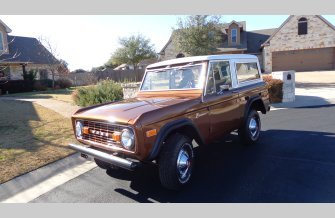 1975 Ford Bronco for sale 101092944