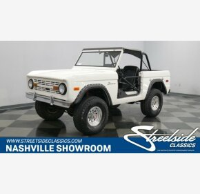 1975 Ford Bronco for sale 101224841
