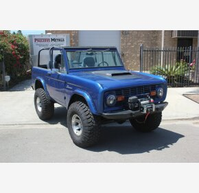 1975 Ford Bronco for sale 101325803