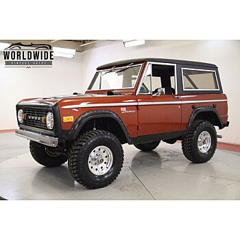 1975 Ford Bronco for sale 101369337