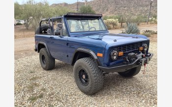 1975 Ford Bronco for sale 101379576
