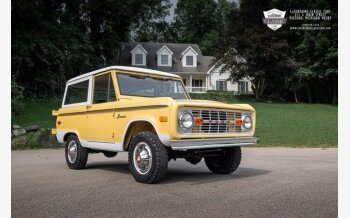 1975 Ford Bronco for sale 101598812