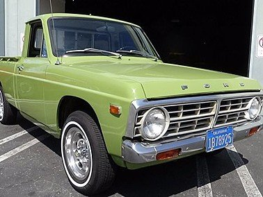 1975 Ford Courier for sale 101382070