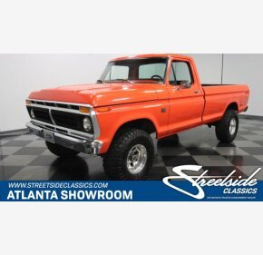 1975 Ford F100 for sale 101354240
