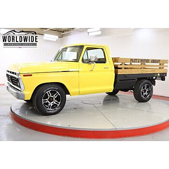 1975 Ford F100 for sale 101394692