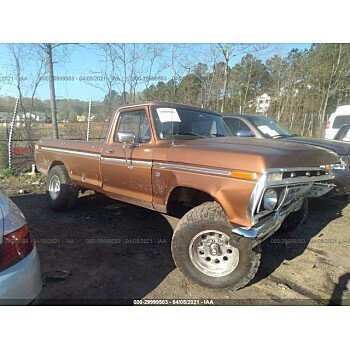 1975 Ford F100 for sale 101486759
