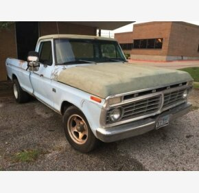 1975 Ford F150 for sale 100885301