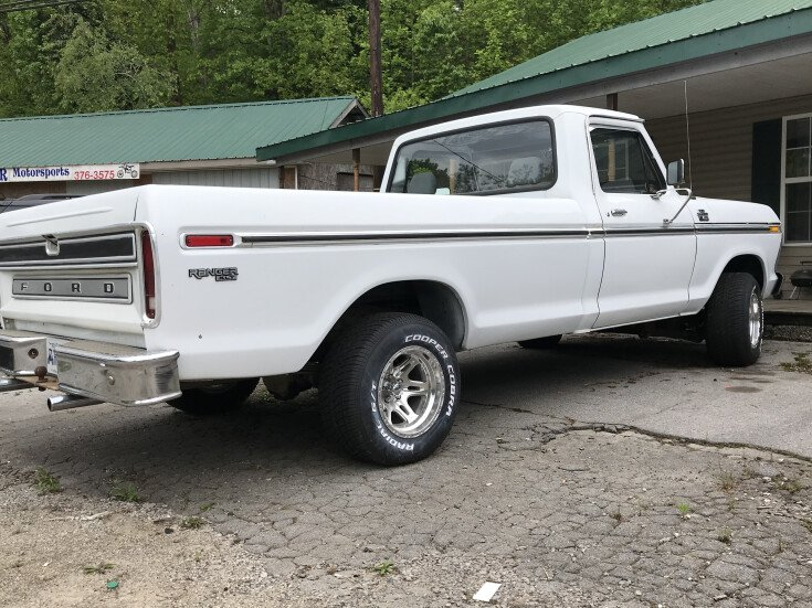 1975 Ford F150 2WD Regular Cab for sale 101526386