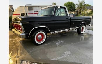 1975 Ford F150 2WD Regular Cab for sale 101615720