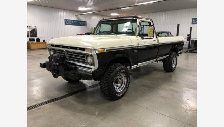 1975 Ford F250 for sale 101108484