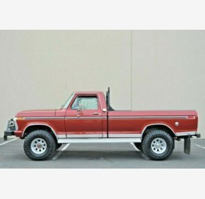 1975 Ford F250 for sale 101120982