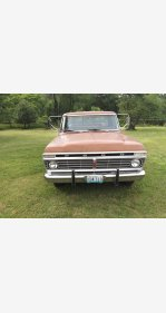 1975 Ford F250 2WD Regular Cab for sale 101185469