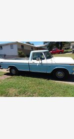 1975 Ford F250 2WD Regular Cab for sale 101200002