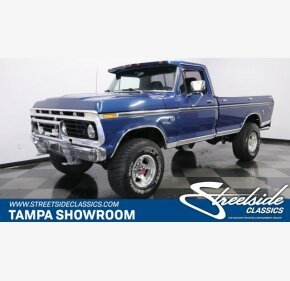 1975 Ford F250 for sale 101245222