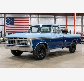 1975 Ford F250 for sale 101300578