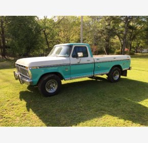 1975 Ford F250 Camper Special for sale 101405639