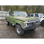 1975 Ford F250 for sale 101627679
