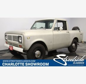 1975 International Harvester Scout for sale 101422644