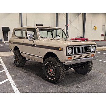 1975 International Harvester Scout for sale 101437363